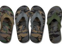 Slippers Camouflage
